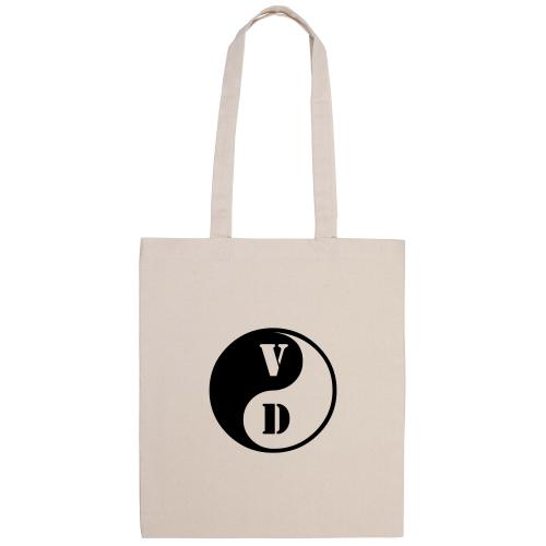 Tasche personalisiert mit Yin und Yang