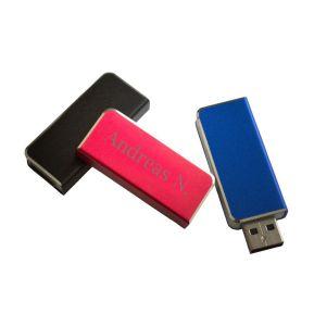 Taschen-USB Stick mit Gravur