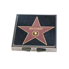 Taschenspiegel Walk-of-Fame-Stern