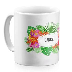 Tasse Fidji personalisiert
