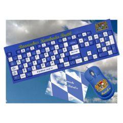 Bayerische Tastatur