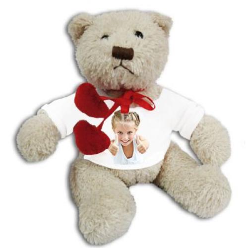 Teddy Love mit Foto