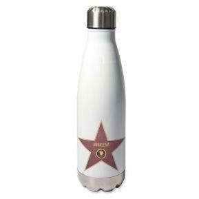 Personalisierte Thermosflasche Walk-of-Fame-Stern