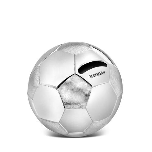Fussball Spardose personalisiert