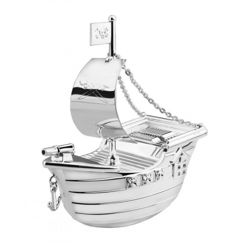 Piratenschiff Spardose
