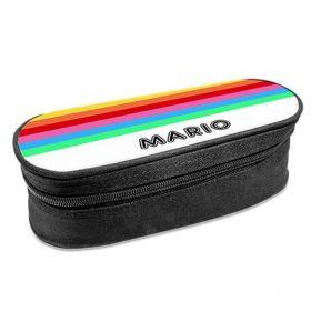 Ovale Rainbow Federmappe