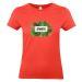 T-Shirt Damen Lifou korallenfarben
