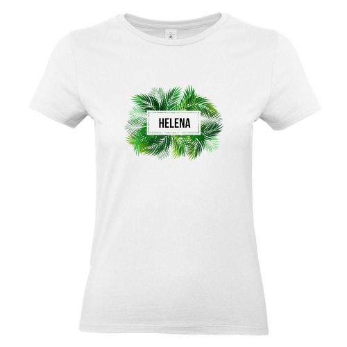 T-Shirt Damen Lifou weiss