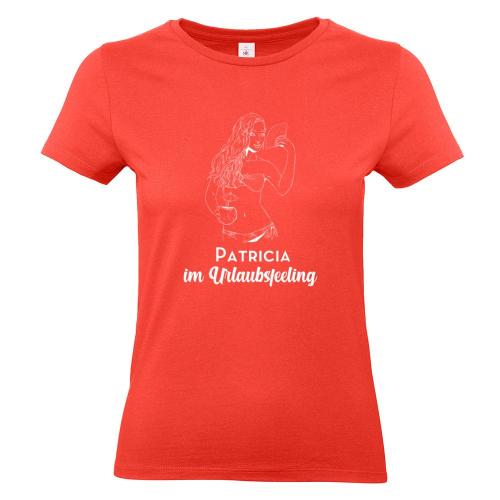 T-Shirt für Frauen Charaktere