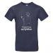 T-Shirt für Männer Charakter