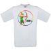 Personalisiertes T-Shirt Mein Sport Bogenschiessen