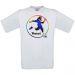 Personalisiertes T-Shirt Mein Sport Fussball