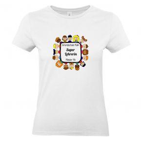 T-Shirt Damen für Lehrerin