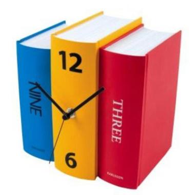 Uhr Bücher