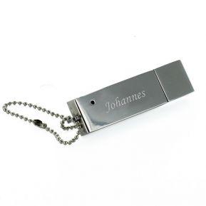 USB-Schlüssel mit Name