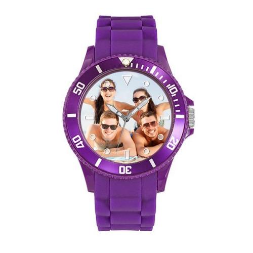 Personalisierte Armbanduhr Freeze