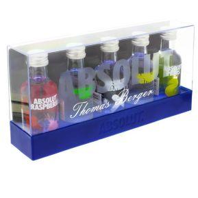 Absolut Vodka Geschenk-Set mit Gravur