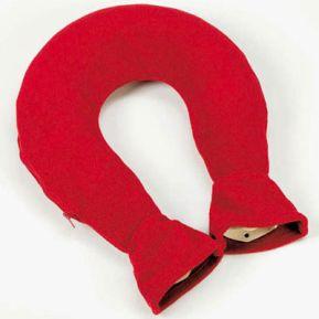 Schulter Wärmflasche - rot