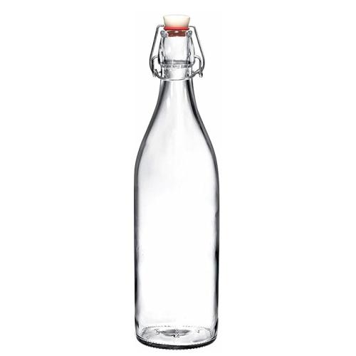 Wasserflasche leer