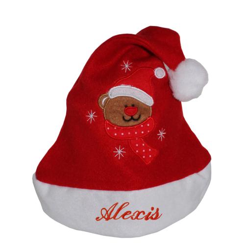 Weihnachtsmütze für Kinder Renntier