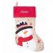 Weihnachtsstiefel für Kinder Schneemann