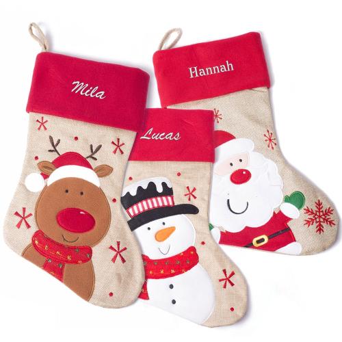 Weihnachtsstiefel für Kinder