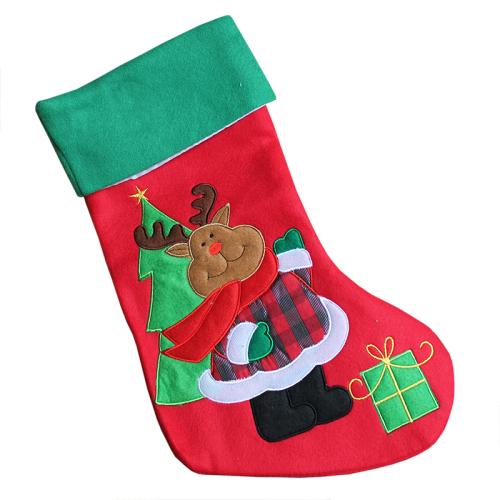 Weihnachtsstiefel Rentier