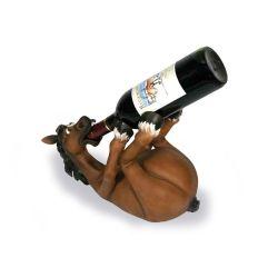Weinflaschenhalter - Pferd