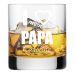Whiskyglas mit Gravur für Papa I love