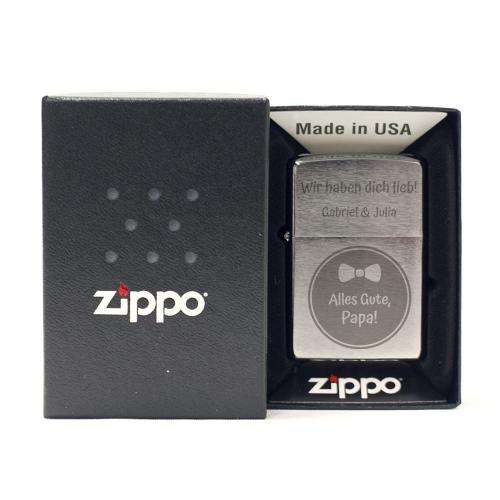 Feuerzeug Zippo® Alles Gute, Papa
