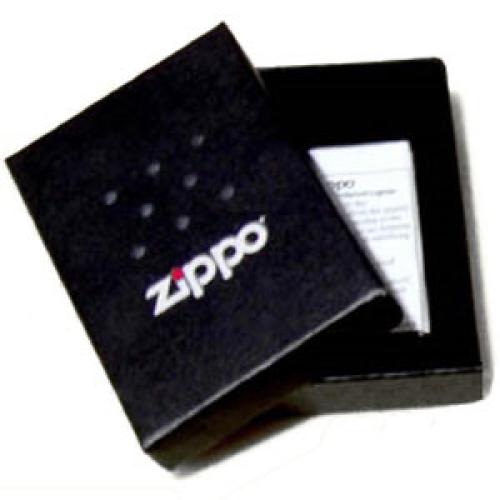 Zippo® Slim mit Personalisierung Box