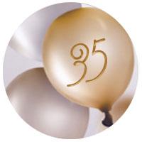 Personalisierte Geburtstagsgeschenke Frauen 35 Jahre