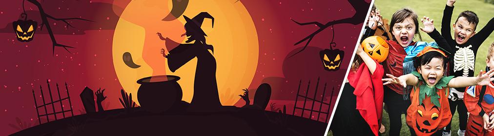 Geschenkideen für Halloween