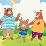 Kollektion Bärenfamilie
