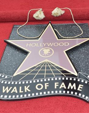 Kollektion Walk of Fame