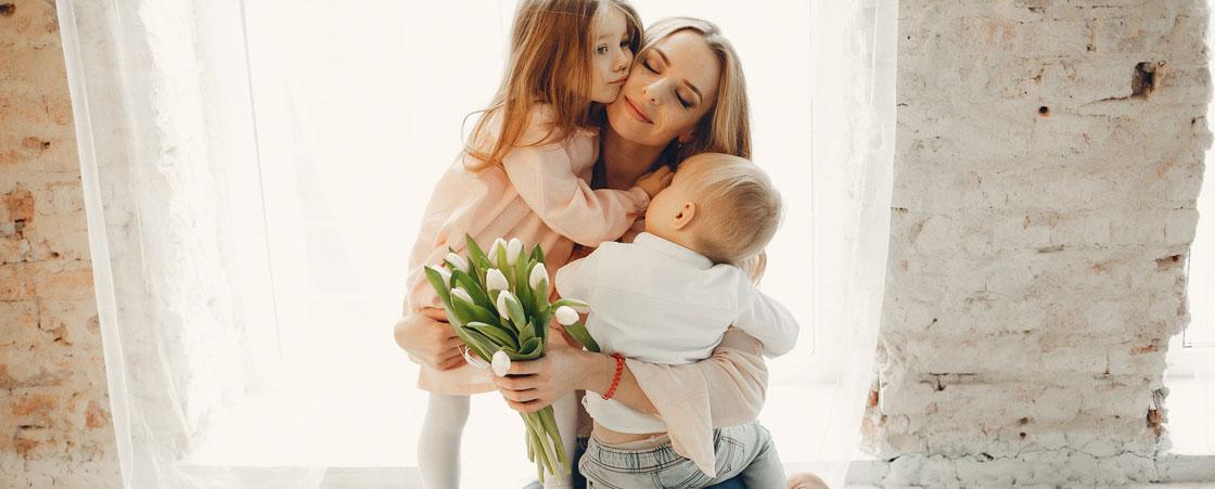 Das perfekte Geschenk zum Muttertag?
