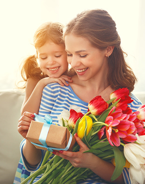 Personalisierte Geschenke für Mama