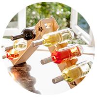 Personalisierte Weinkisten