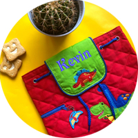 Taschen selber gestalten - Personalisierte Taschen & Rucksäcke