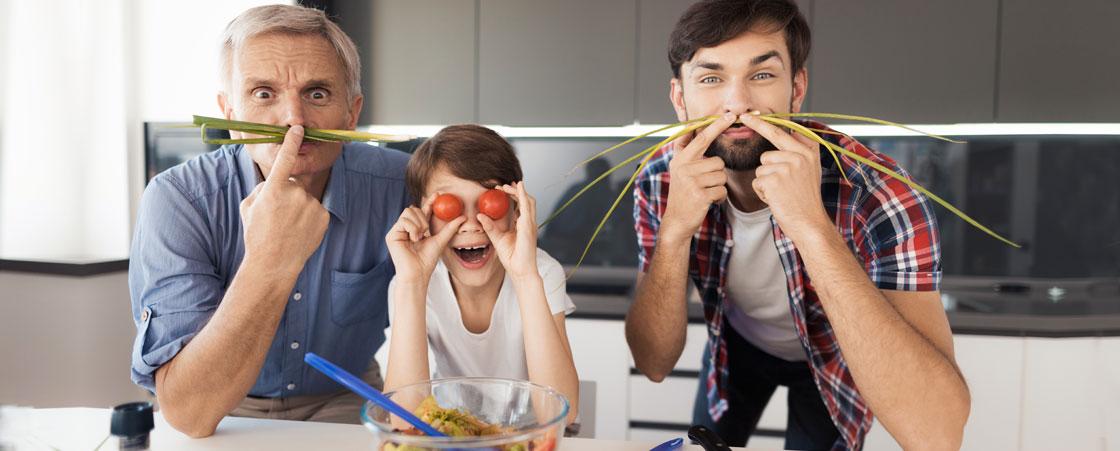 Personalisierte Gourmet-Geschenke für einen kochbegeisterten Papa