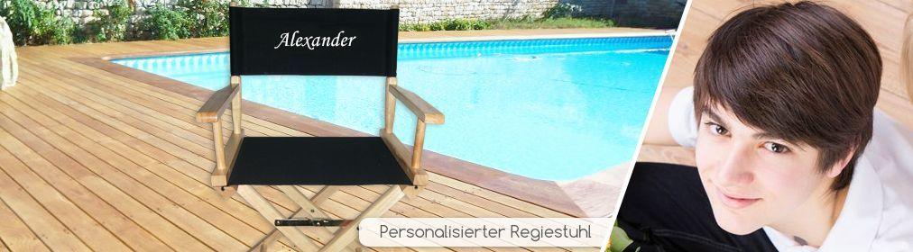 Personalisierte Stühle