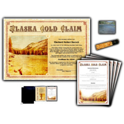 Alaska Goldmine