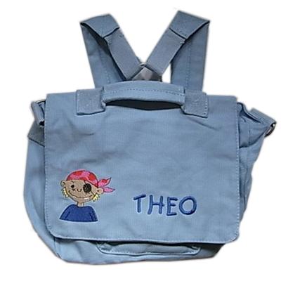 personalisierte kindergartentasche ein pers nliches. Black Bedroom Furniture Sets. Home Design Ideas