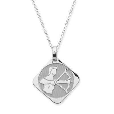 Anhänger Sternzeichen Silber - 8791