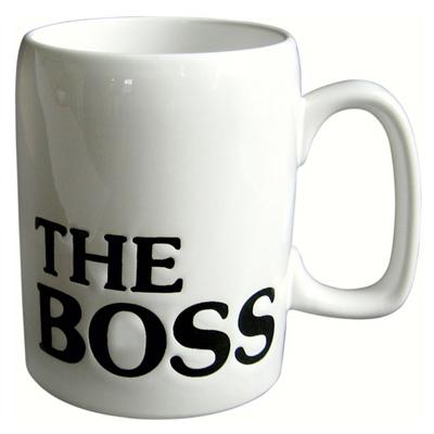 Bierkrug - The Boss
