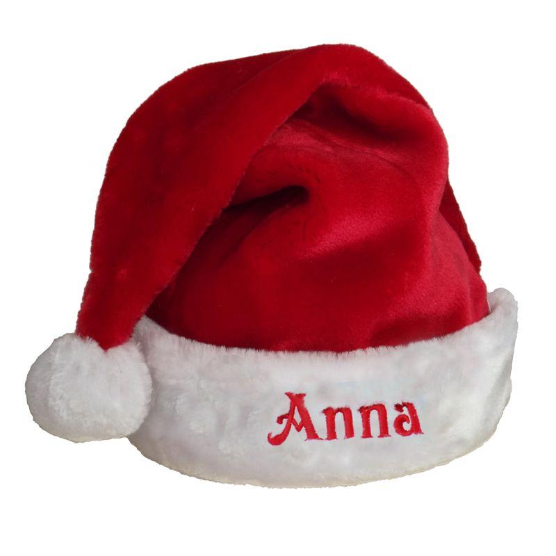 Weihnachtsmütze personalisierbar