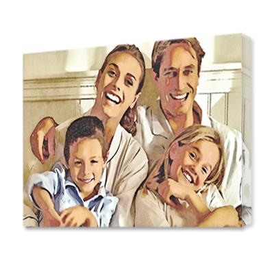 bild im aquarell effekt auf poster oder leinwand ein pers nliches geschenk als unikat. Black Bedroom Furniture Sets. Home Design Ideas