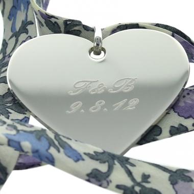 Halsband volles Herz