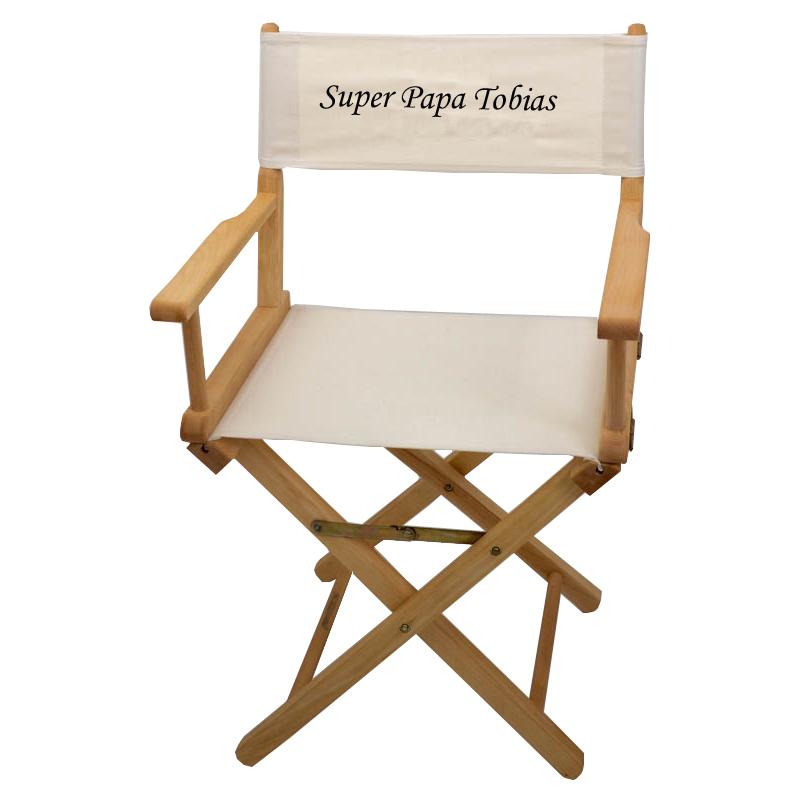 personalisierter regiestuhl deluxe ein pers nliches geschenk als unikat geschenkegarten. Black Bedroom Furniture Sets. Home Design Ideas