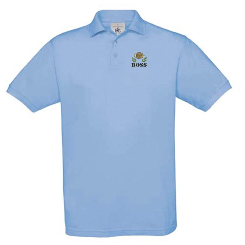 Poloshirt mit individueller Bestickung